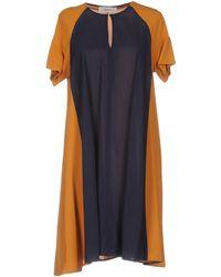Jucca - Knee-length Dress - Lyst