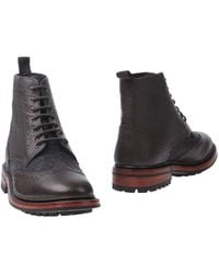 Hackett - Ankle Boots - Lyst