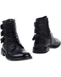 BB Washed by Bruno Bordese - Ankle Boots - Lyst