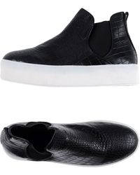 Pieces - High-tops & Trainers - Lyst