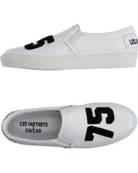 LES (ART)ISTS - Les (art)ists X Swear Low-tops & Trainers - Lyst