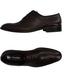 CALVIN KLEIN 205W39NYC - Lace-up Shoe - Lyst