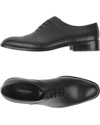 CALVIN KLEIN 205W39NYC - Lace-up Shoes - Lyst