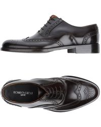 Romeo Gigli - Lace-up Shoe - Lyst