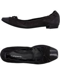 Campanile - Ballet Flats - Lyst