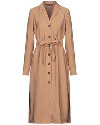 Vero Moda Knee-length Dress - Natural