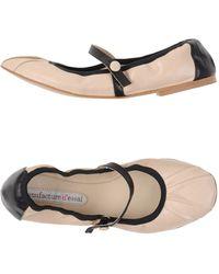 Manufacture D'essai - Ballet Flats - Lyst