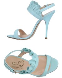 Ki6? Who Are You? - Ki6? Who Are You? Sandals - Lyst