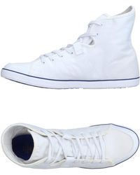 Adidas SLVR - High-tops & Trainers - Lyst