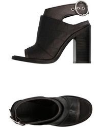 MM6 by Maison Martin Margiela | Sandals | Lyst