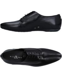 John Richmond - Lace-up Shoe - Lyst
