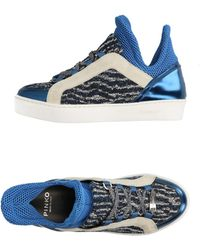 Pinko High-tops & Sneakers - Blue