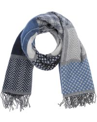 European Culture - Scarf - Lyst