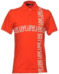 Love Moschino - Polo Shirts - Lyst