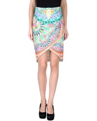 Manish Arora - Knee Length Skirt - Lyst