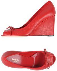 Gucci - Court Shoes - Lyst