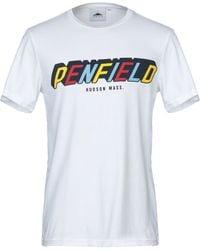 Penfield - T-shirt - Lyst