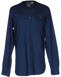 Blue Blue Japan - Shirt - Lyst