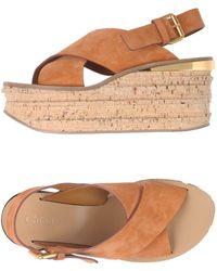 Chloé - Sandals - Lyst
