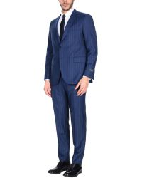 Tombolini - Suit - Lyst