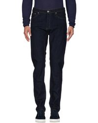 Cheap Monday - Denim Trousers - Lyst