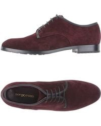 Sergio Rossi - Lace-up Shoe - Lyst