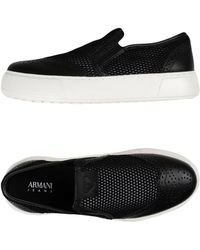Armani Jeans - Low-tops & Sneakers - Lyst