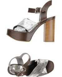FRU.IT - Sandals - Lyst