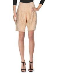 Pleats Please Issey Miyake | Bermuda Shorts | Lyst