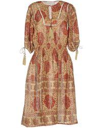 Zimmermann - Knee-length Dresses - Lyst