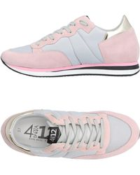 Quattrobarradodici - Low-tops & Trainers - Lyst