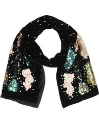 Caractere   Oblong Scarf   Lyst