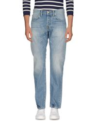 Edwin | Denim Trousers | Lyst