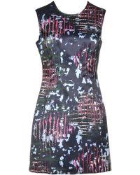 Versace - Short Dress - Lyst