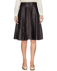 Guess | Knee Length Skirt | Lyst