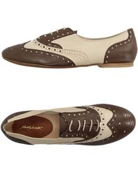 Alberto Moretti - Lace-up Shoe - Lyst