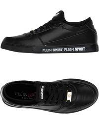 Philipp Plein Low-tops & Trainers - Black
