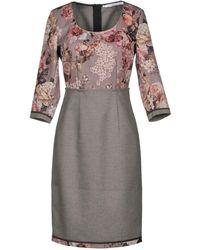 Sfizio - Knee-length Dresses - Lyst