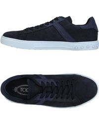 Tod's - Sneakers & Tennis shoes basse - Lyst