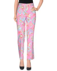 Ralph Lauren - Casual Trousers - Lyst