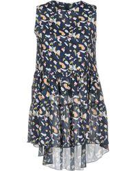 Twisty Parallel Universe - Short Dresses - Lyst