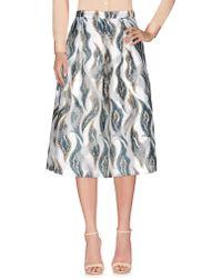 Anonyme Designers   3/4 Length Skirt   Lyst