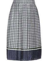 Versace Jeans - Mini Skirts - Lyst