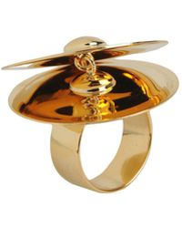 MM6 by Maison Martin Margiela - Rings - Lyst