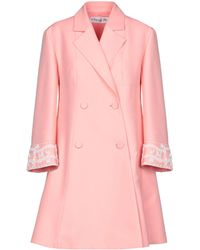 Dior - Overcoat - Lyst