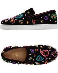 Christian Louboutin - Low-tops & Sneakers - Lyst