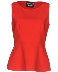 Boutique Moschino - Top - Lyst