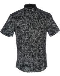 John Varvatos - Shirt - Lyst