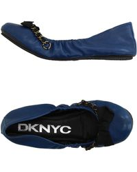 ab524783a Women's DKNY Ballet flats and pumps On Sale - Lyst