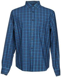 Club Monaco - Shirt - Lyst